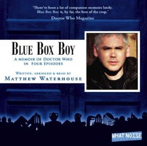 Blue Box Boy read & signed by Matthew Waterhouse CD